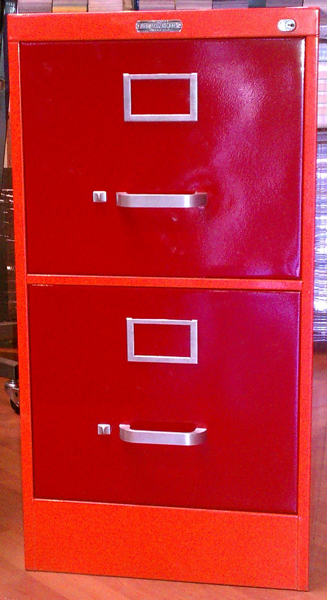 Legal size file cabinets